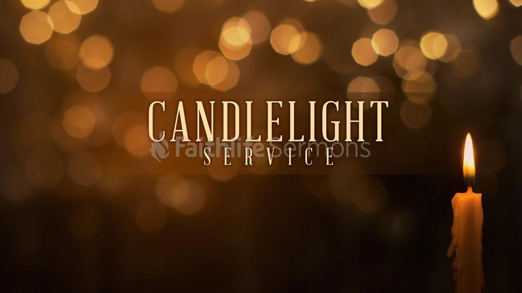 Candlelight Service large preview