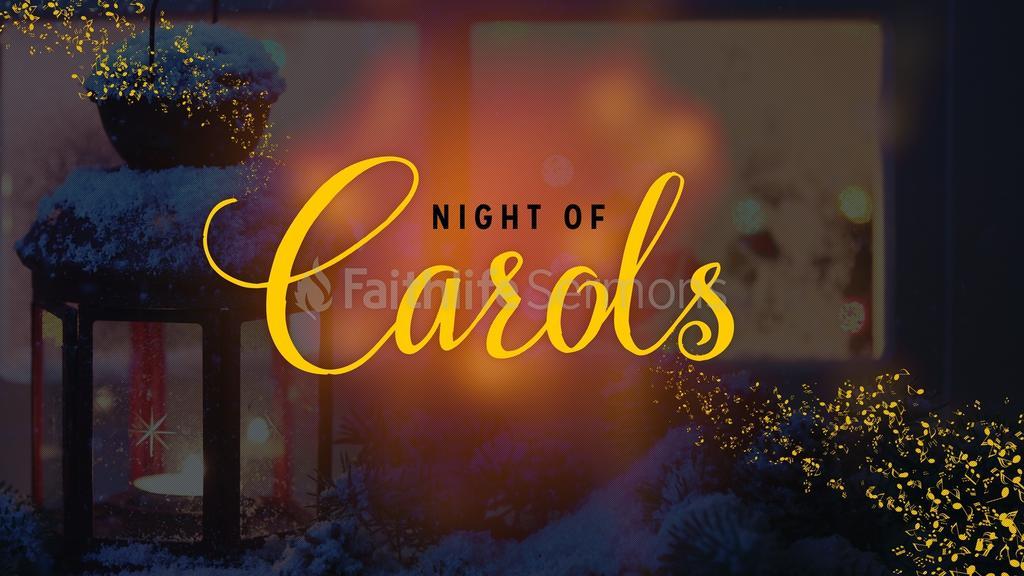 Night of Carols large preview