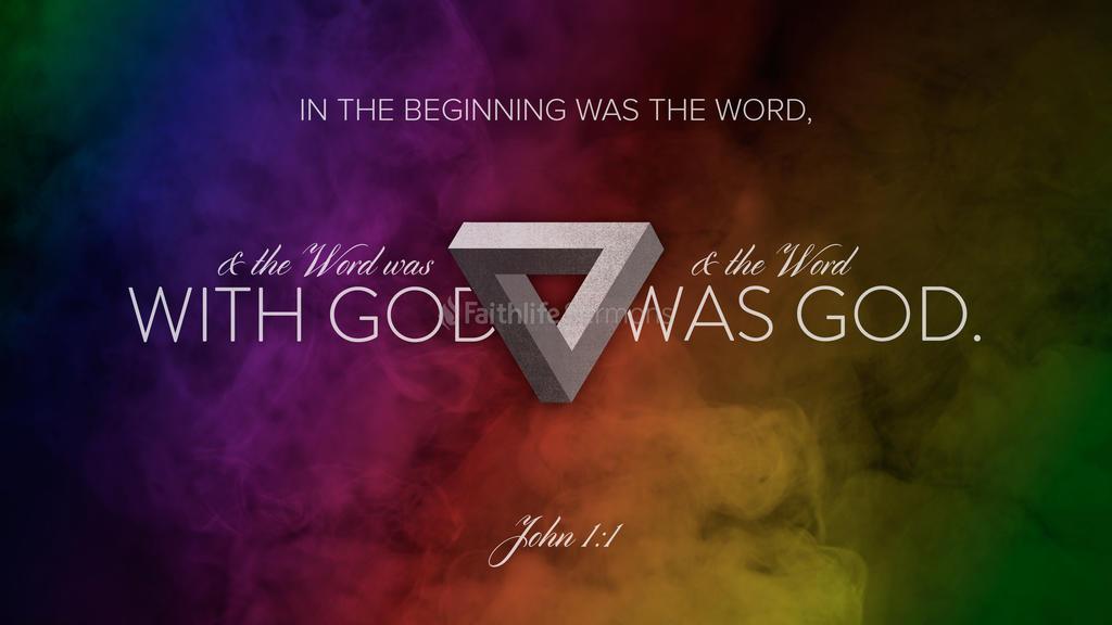 John 1:1 large preview