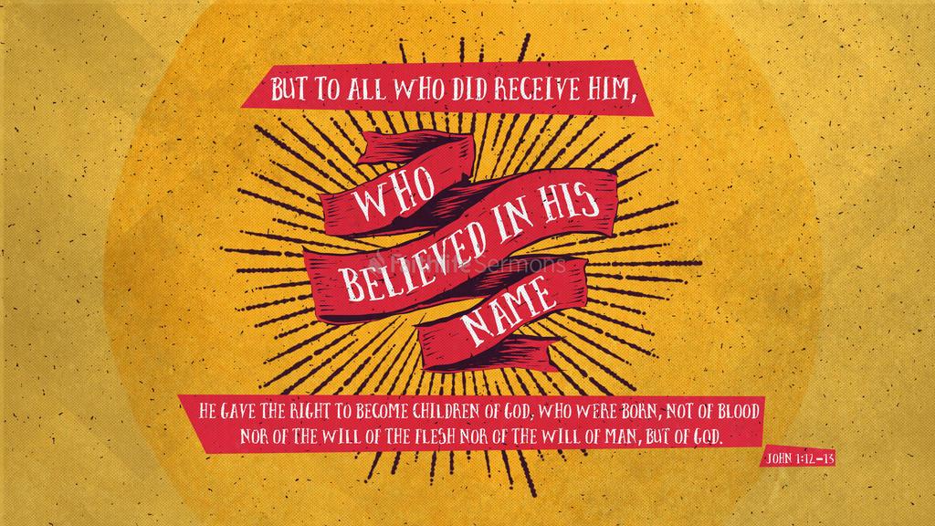 John 1:12–13 large preview