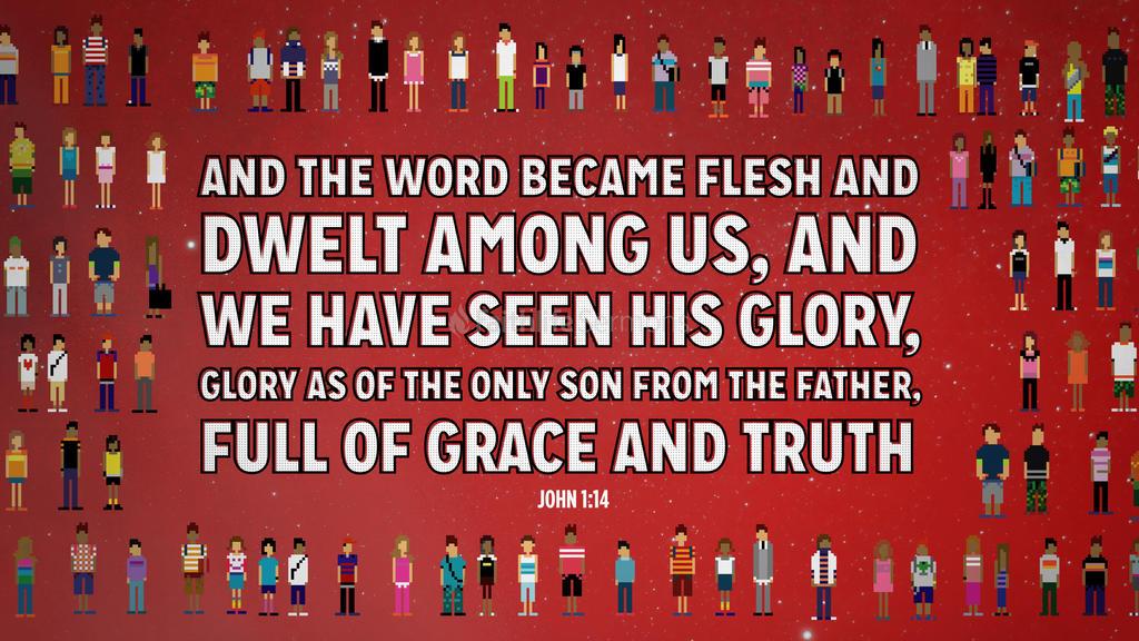 John 1:14 large preview
