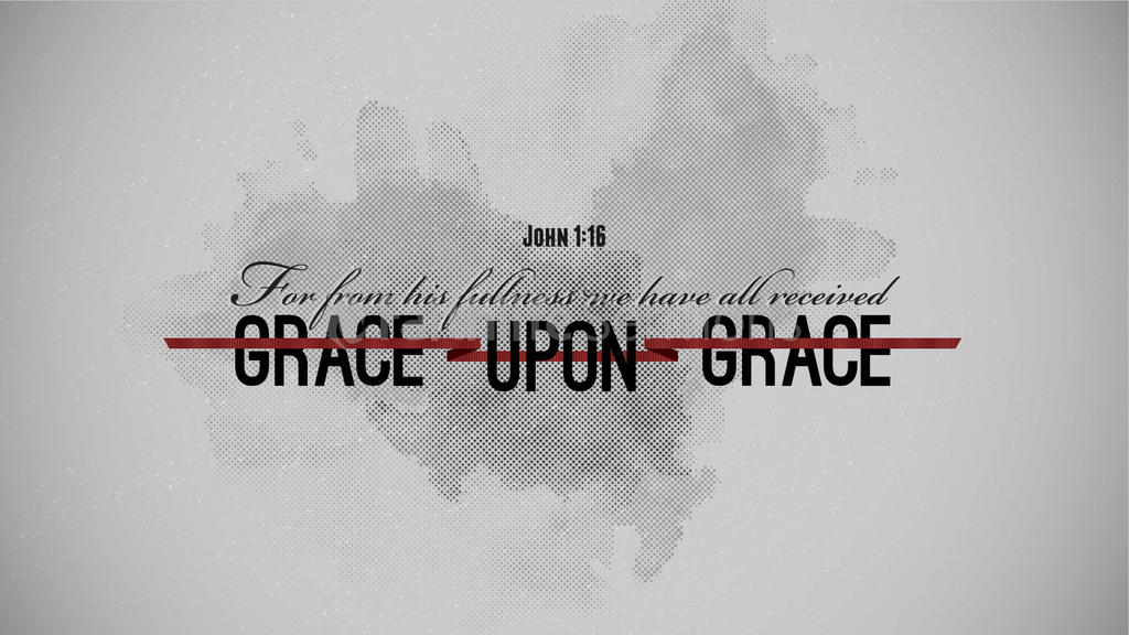 John 1:16 large preview
