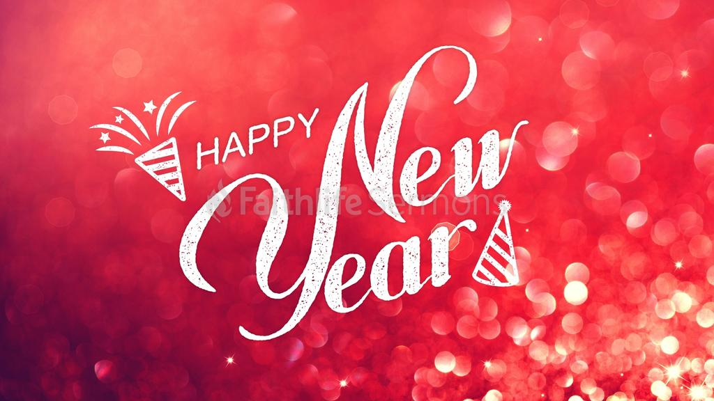 New Year still image preview