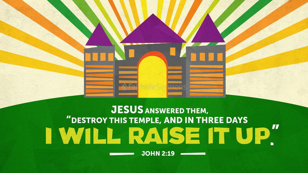 John 2:19 large preview