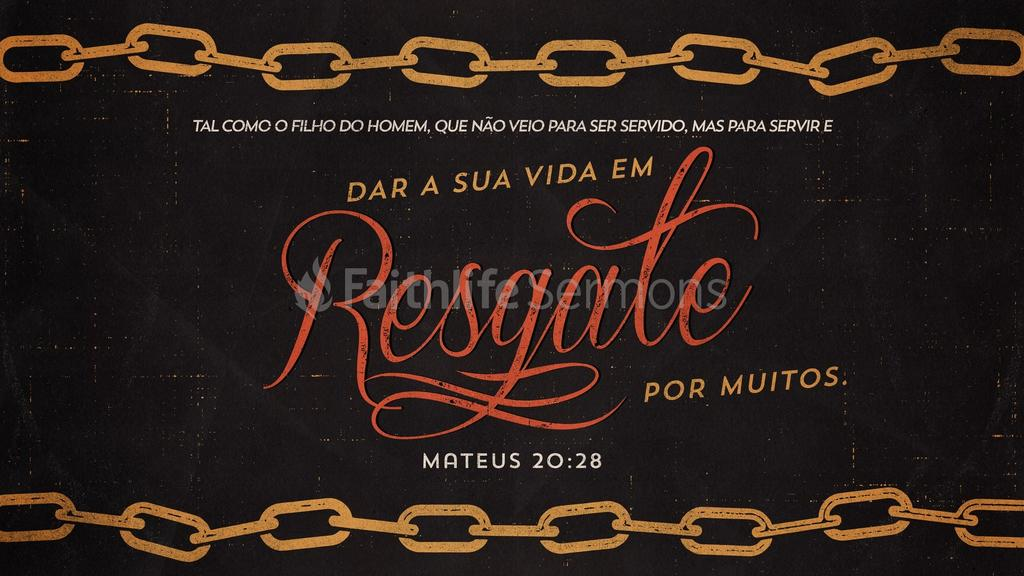 Mateus 20.28 large preview