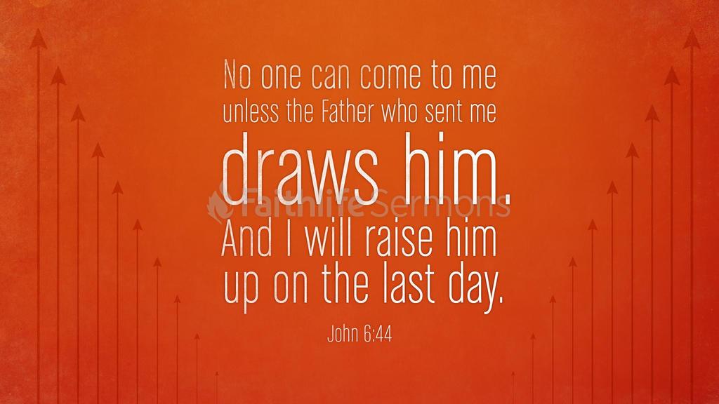 John 6:44 large preview