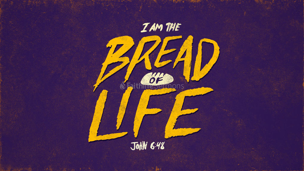 John 6:48 large preview