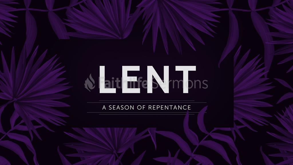 Lent large preview