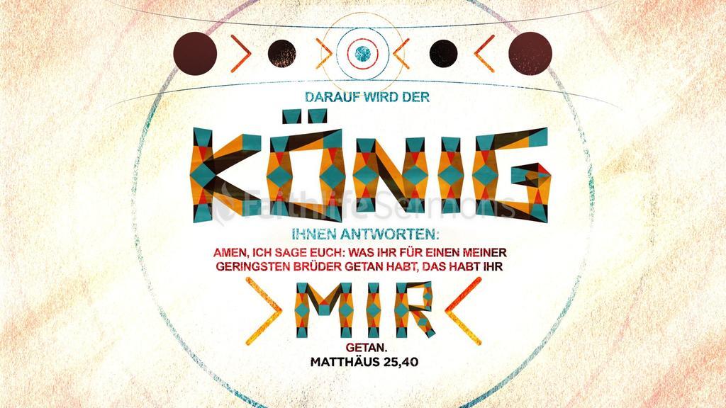 Matthäus 25,40 16x9 preview