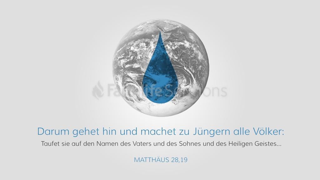 Matthäus 28,19 large preview