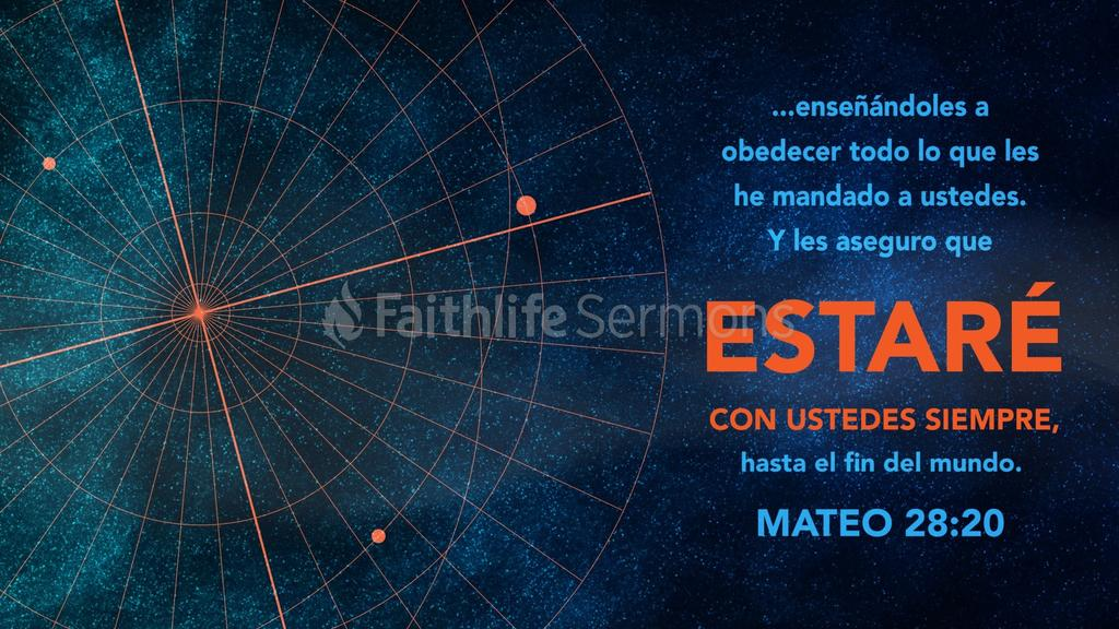 Mateo 28.20 large preview