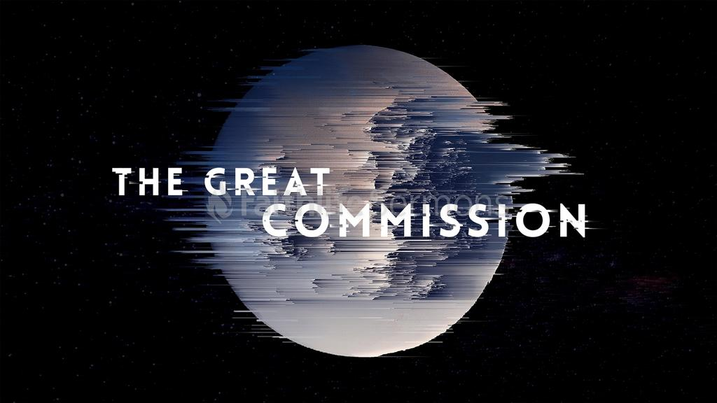 Great Commission large preview