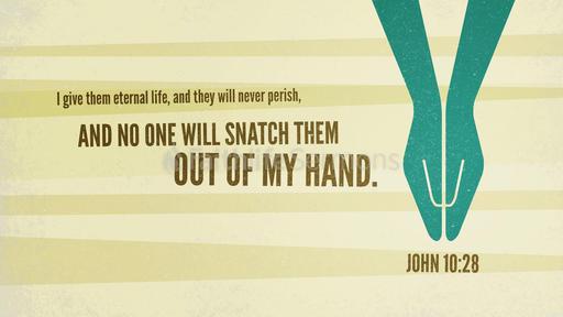 John 10:28