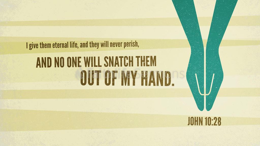 John 10:28 large preview