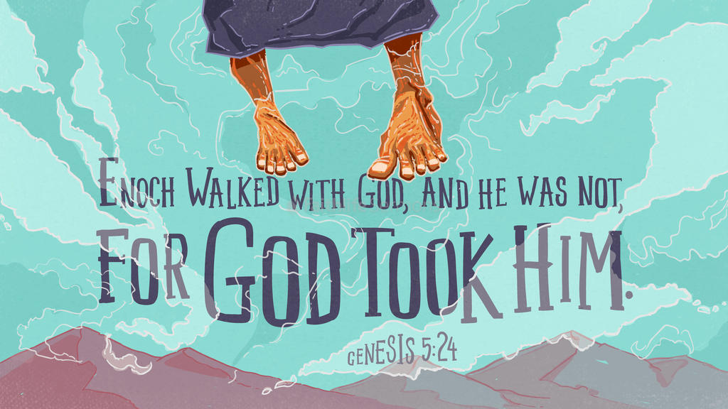 Genesis 5:24 large preview