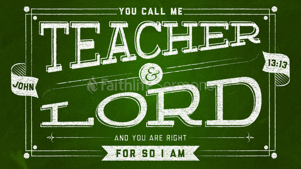 John 13:13 large preview