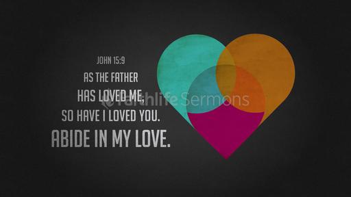 John 15:9