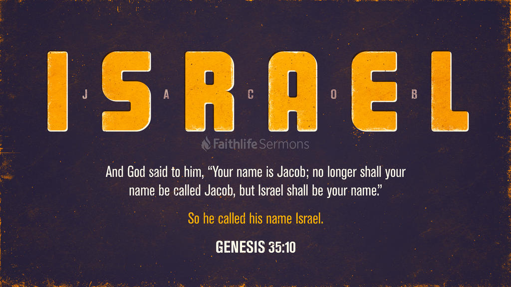 Genesis 35:10 large preview