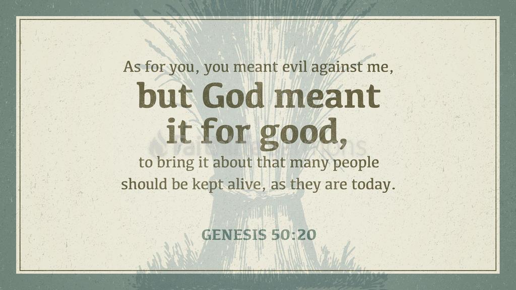 Genesis 50:20 large preview