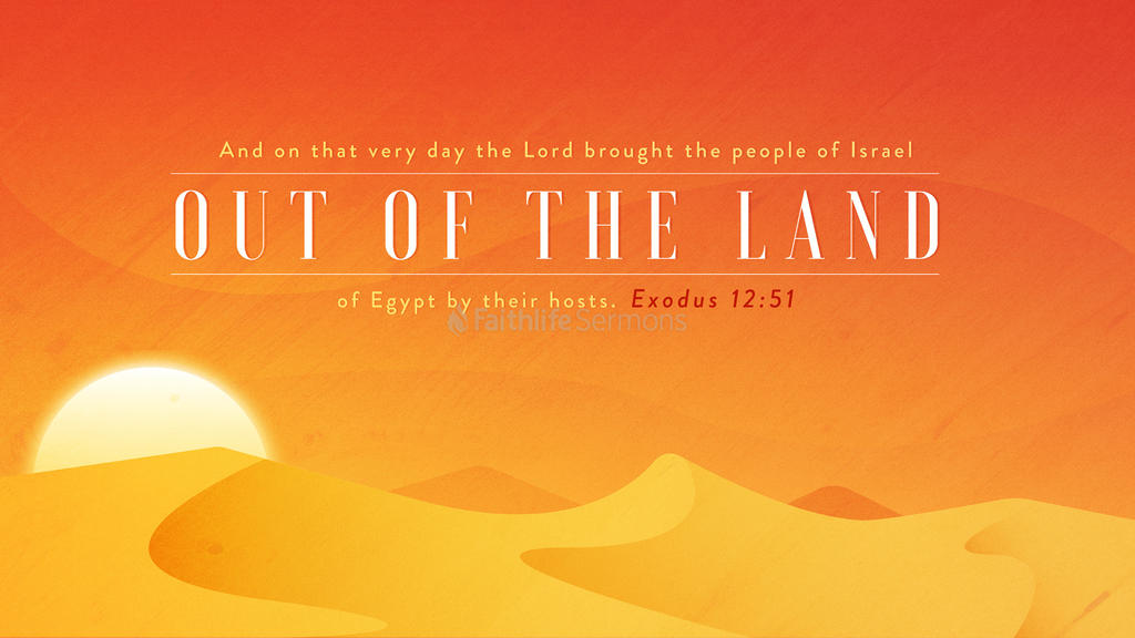 Exodus 12:51 large preview