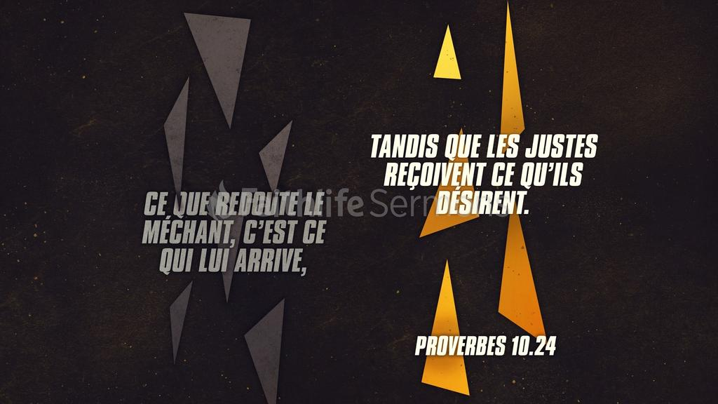 Proverbes 10.24 large preview