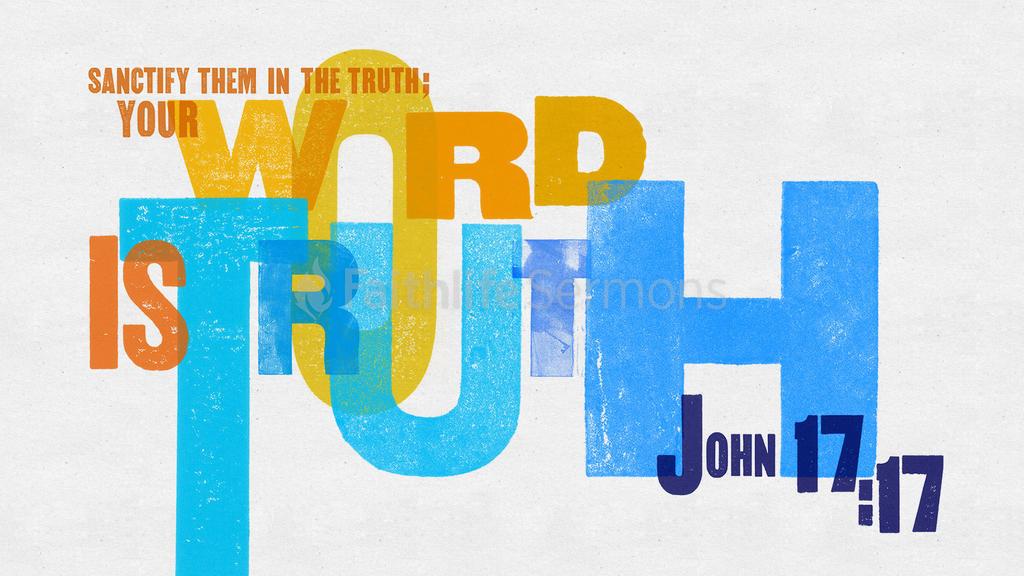 John 17:17 large preview