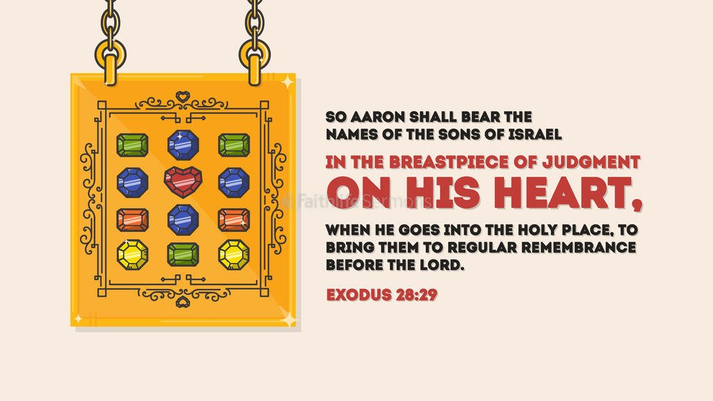 Exodus 28:29 large preview