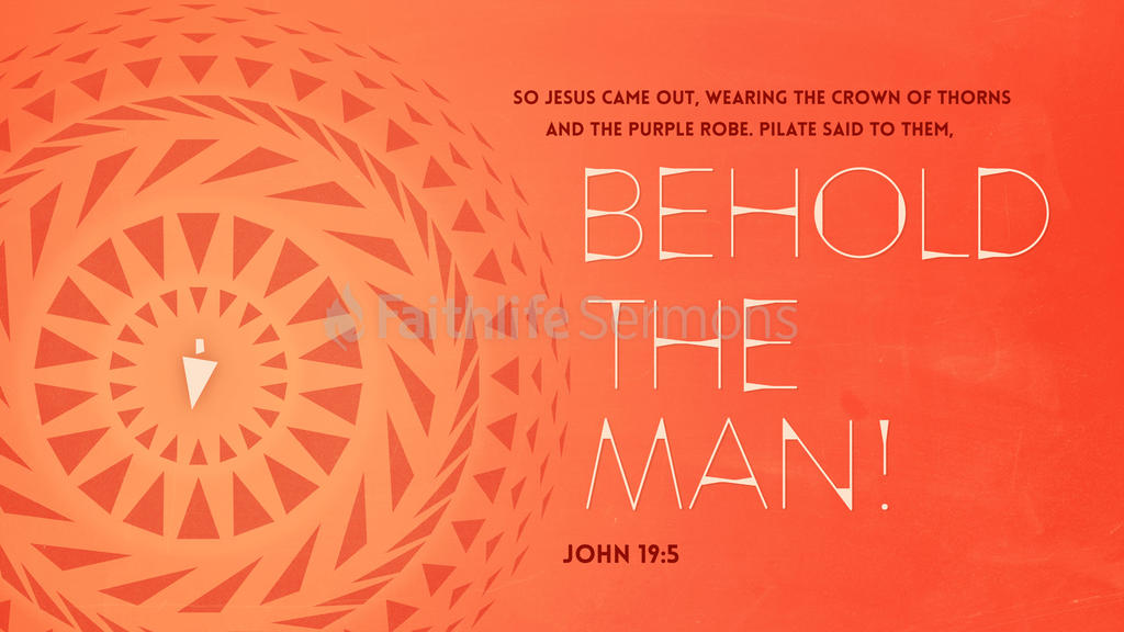 John 19:5 large preview