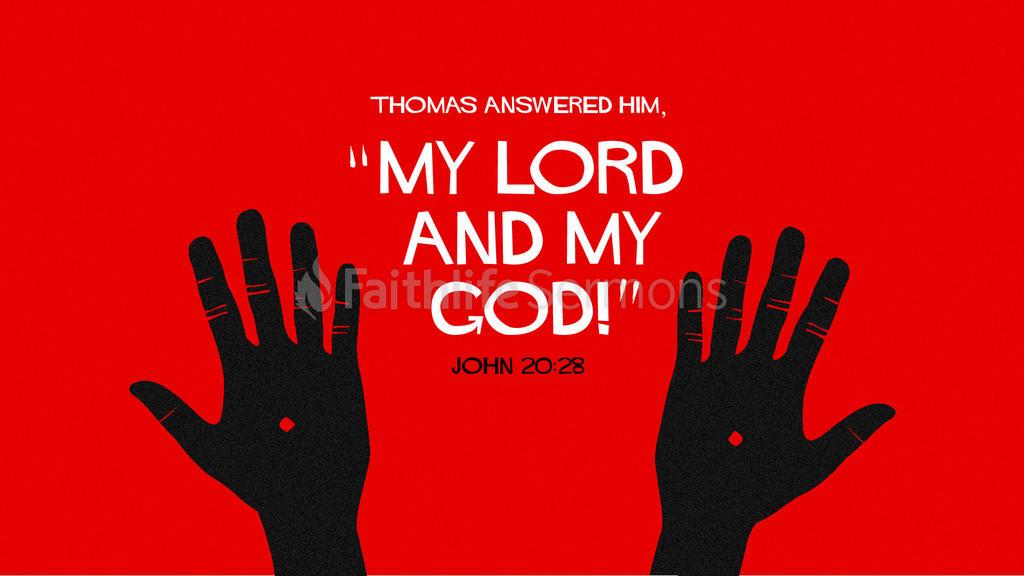 John 20:28 large preview