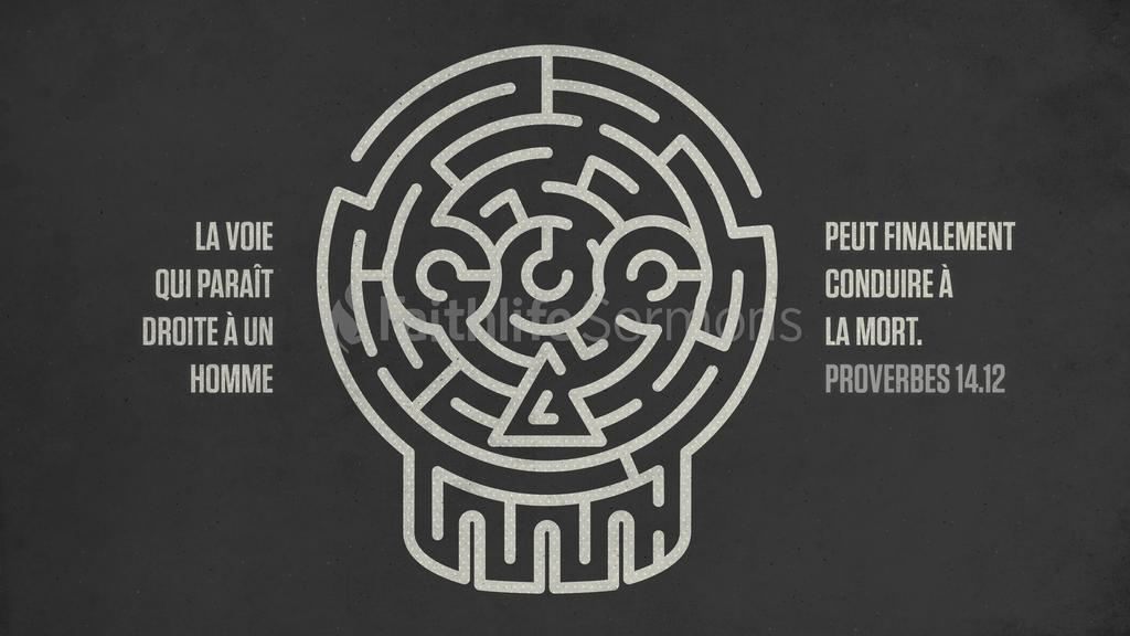 Proverbes 14.12 large preview