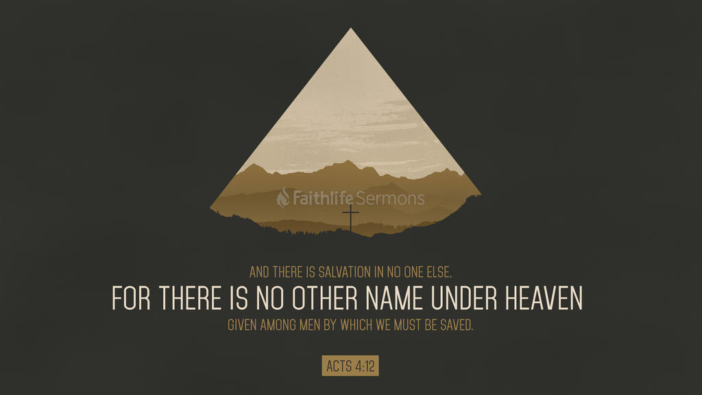 Acts 4:12 large preview