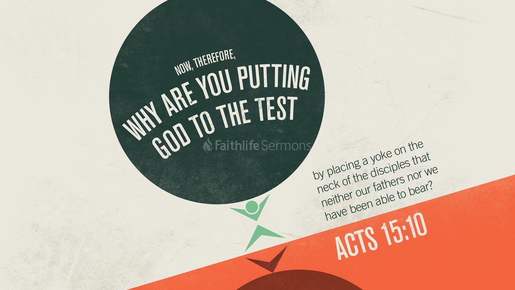 Acts 15:10 large preview