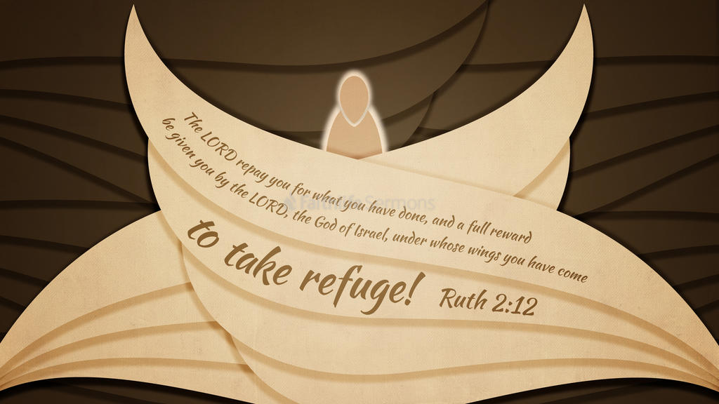 Ruth 2:12 large preview