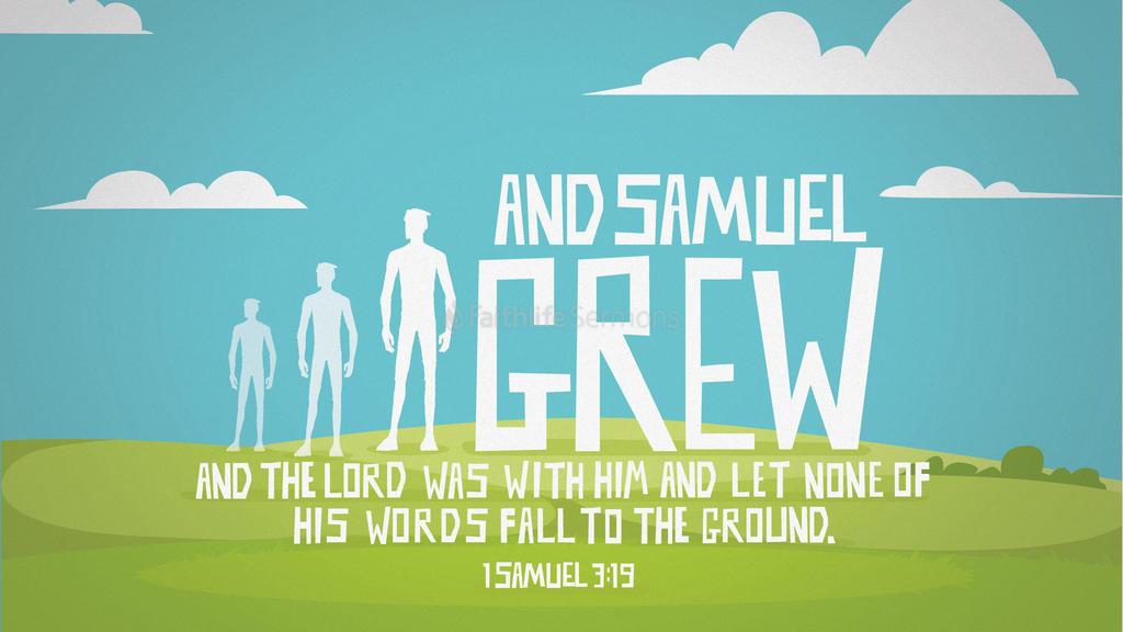 1 Samuel 3 19 3840x2160 preview
