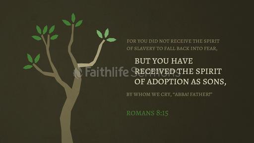 Romans 8:15