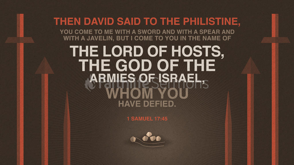 1 Samuel 17:45 large preview