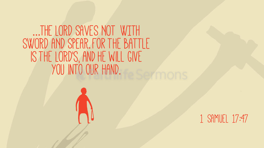 1 Samuel 17:47 large preview