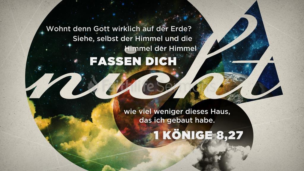 1. Könige 8,27 large preview