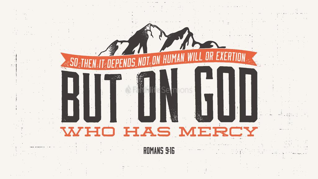 Romans 9:16 large preview