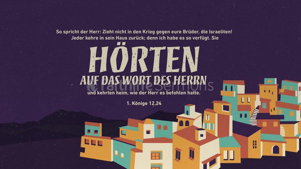 1. Könige 12,24 large preview