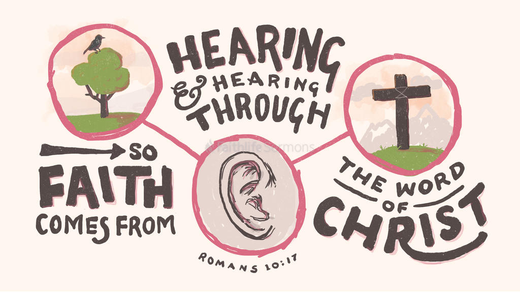 Romans 10:17 large preview