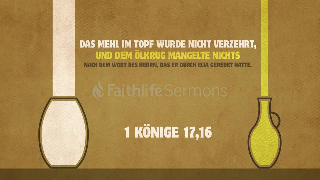 1. Könige 17,16 large preview
