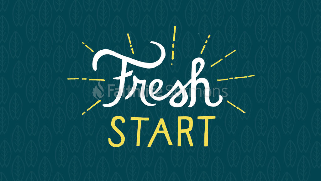 Fresh Start large preview