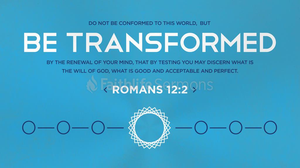 Romans 12:2 large preview
