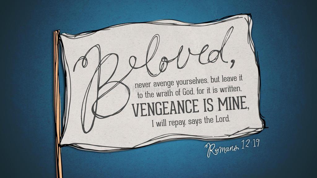 Romans 12:19 large preview