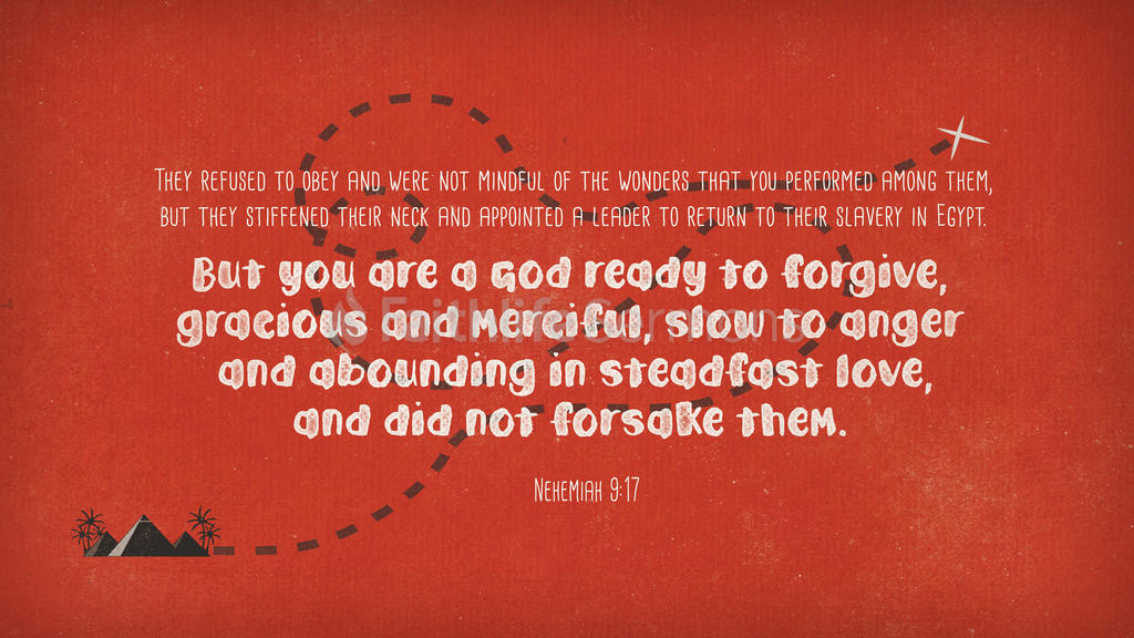 Nehemiah 9:17 large preview