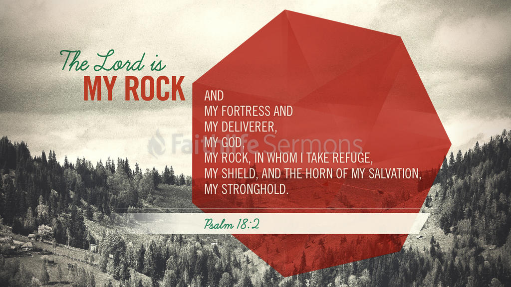 Psalm 18:2 large preview