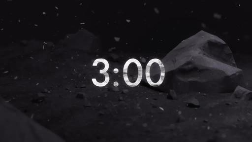 From Dust to Dust - Countdown 3 min