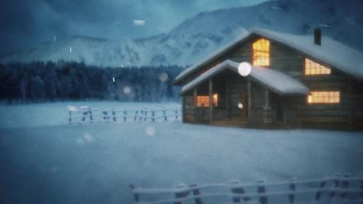Winter Cabin - Content - Motion