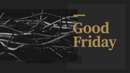 Good Friday It is Finished 16x9 PowerPoint Photoshop image